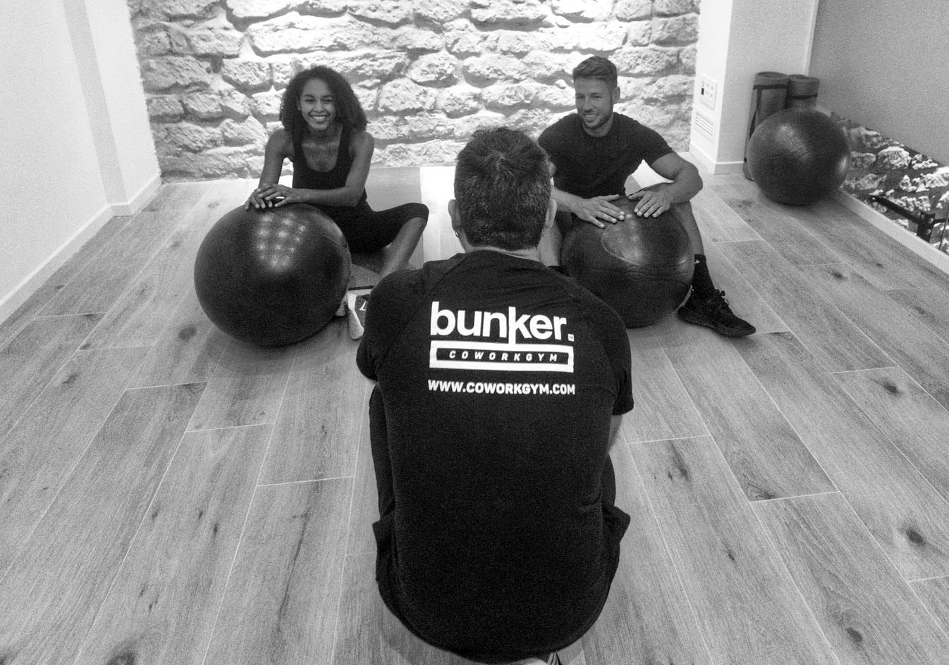 bunker entrenamiento personal